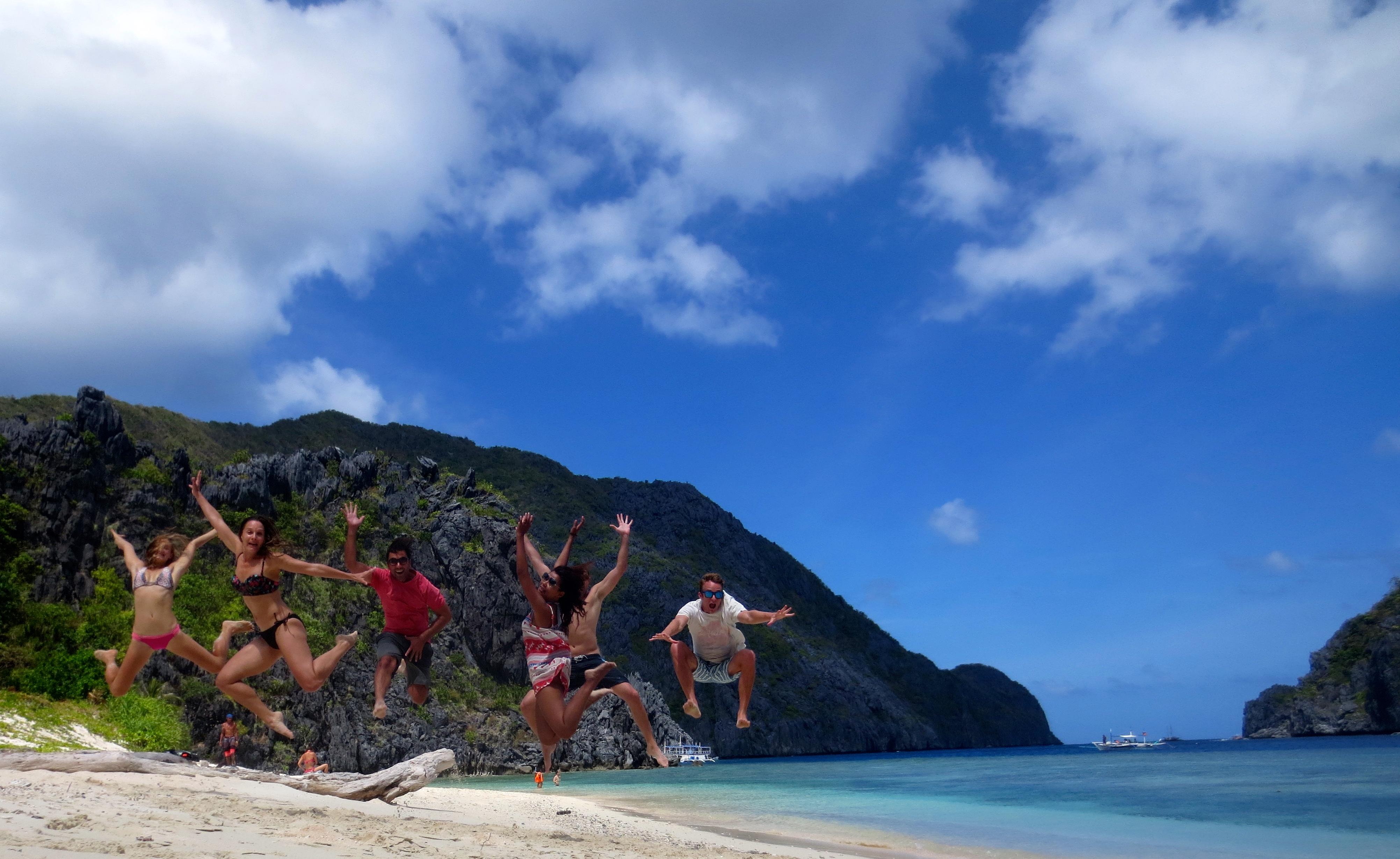Bacuit Bay El Nido Palawan Secret Cruise on Life Underground